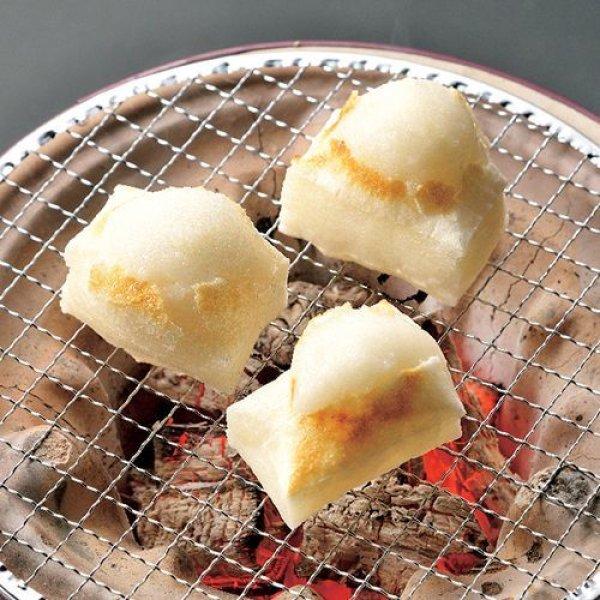 画像4: 【ギフトにも♪】銘水もち 白切り餅 6袋詰合せ(D-41) (4)